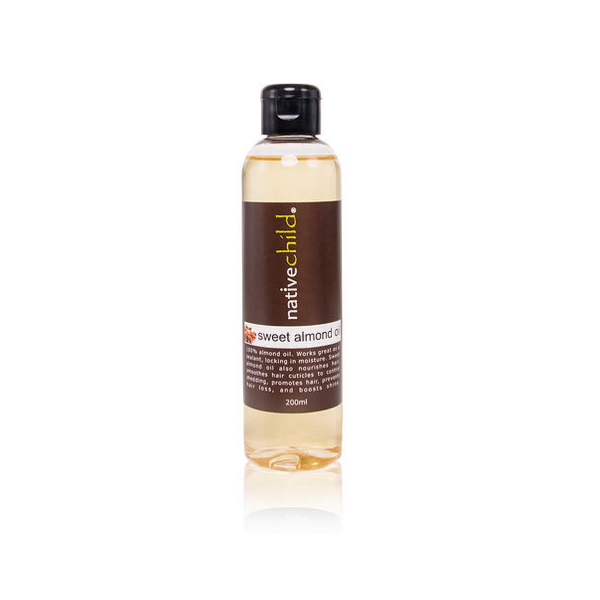 Sweet almond oil for hair reviews